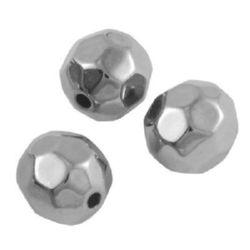 Bilă CCB cu multi pereti 10x9 mm gaură 2 mm -20 grame