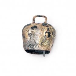 Metal forged farm bell 60x55x33 mm №5
