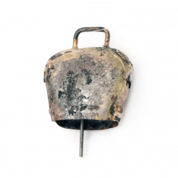 Clopotel de bumbac forjat 68x60x38 mm №6