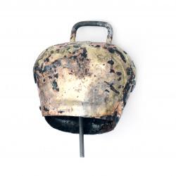 Звънче хлопка ковано 85x75x52 мм №8