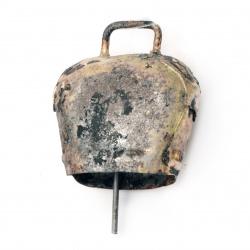 Звънче хлопка ковано 94x85x55 мм №9