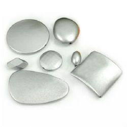 Mixed Beads in assorted shapes and sizes 14~49 mm hole 1~3 mm gray - 50 grams