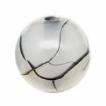 Топче резин кракъл 12 мм дупка 2 мм сиво -10 броя