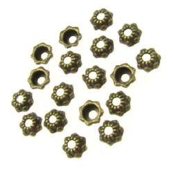 Bead caps 5.7 mm