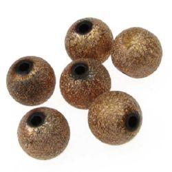 Acrylic beads 12 х 2 mm