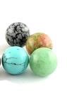 Мъниста полускъпоценен камък АСОРТЕ топче 10 мм