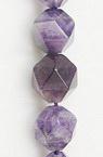 Șireturi Perle de piatră semi-prețioasă AMETIST bile furnirate de prima calitate 8mm ~ 50 bucăți