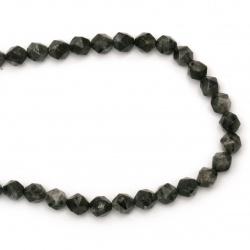 Margele LABRADORITE fațetate margele de șir de 10 mm piatră semiprețioasă ~ 37 bucăți