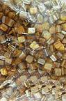 Мъниста седеф 6~8x8~10x7~10 мм дупка 1 мм жълт -50 грама