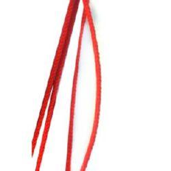 Шнур корда червена Г4-2 -50м.