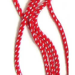 Объл шнур 5 мм В 109 Пан коприна -50 метра