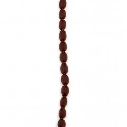 Шнур полиестер 10 мм кафяв -5 метра