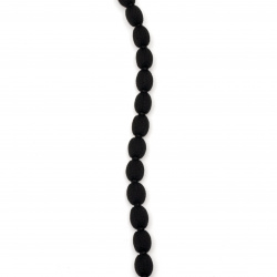 Cord polyester 10 mm black -5 meters
