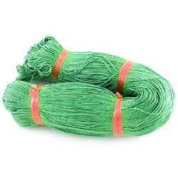 Jewellery cotton cord 1 mm green ~ 76 meters