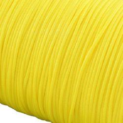 Памучен шнур /конец/  Корея 1 мм жълт -5 метра