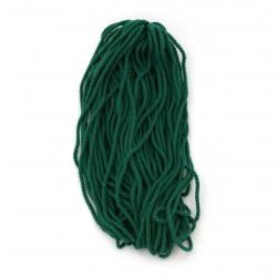 Шнур пресукан 4 мм зелен -30 метра