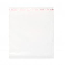 Cellophane bag 14/15 3cm Self-Adhesive 200 pieces