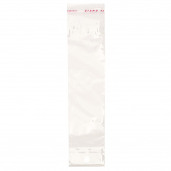 Self-Adhesive Cellophane Bag with Hole 5/18 3-200 pieces