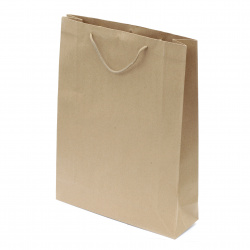Gift bag made of cardboard 32x43x11 cm