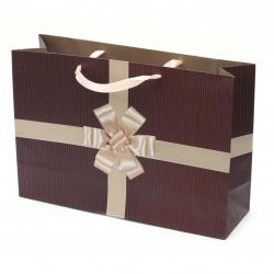 Geantă cadou din carton 353x246x108 mm