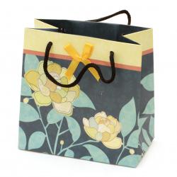 Gift bag 125x125x70 mm