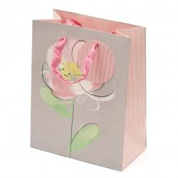 Торбичка подаръчна от картон 160x205x88 мм