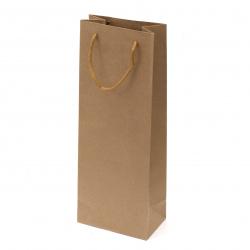 Торбичка подаръчна от картон 15x39x9 см