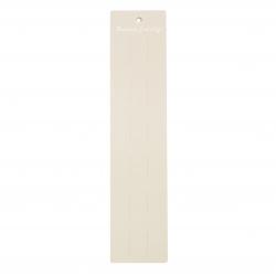 Бандероли за бижута 29x6 см с 12 прореза -50 броя