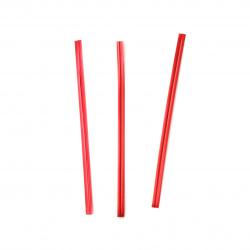 Bandă metalică 100x4 mm culoare roșu -1000 bucăți
