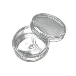Cutie pentru margele cilindru 5x2,2 cm