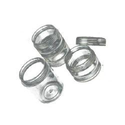 Cutie pentru cilindru de mărgele 3.9x13.4 cm cu 4 compartimente