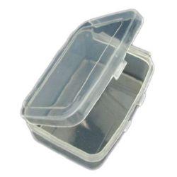 Plastic box 7.5x5.5x3 cm