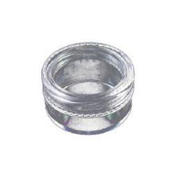 Craft plastic jar 39 x 21 mm