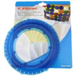 YOYO MAKER L форма за изработване от плат на кръг 45x45 мм