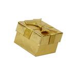 Кутия за бижута 50x50 мм злато