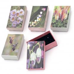Jewelry box 50x80 mm ASSORTE