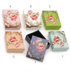 Gift boxes  70x90 mm ASSORTED