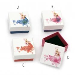 Cutie bijuterii 50x50 mm asortate