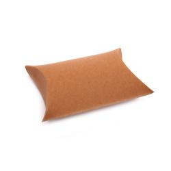 Cutie de carton Kraft pliantă 9x6,5x7x2,7 cm