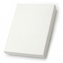 Кутия за бижута 120x160 мм бяла