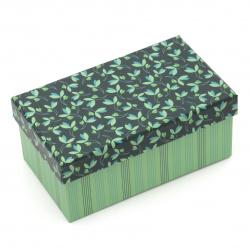 FOLIA кутия за подарък правоъгълна 14.5x8.5x6 см