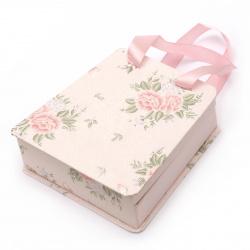 Кутия за бижута 145x55x165 мм тип чанта АСОРТЕ