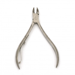 Mini cuticle pliers