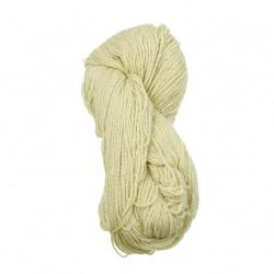Homemade wool natural white St -200 grams