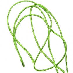 Шнур полиестер 0.8 мм зелен тревисто ~120 метра