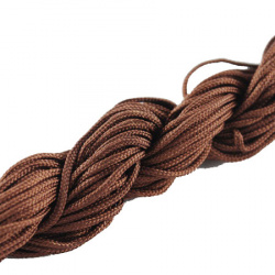 Polyester jewellery cord 2 mm