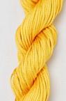 Шнур полиестер 1 мм жълт тъмно ~23 метра