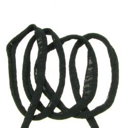 Лента от плат 35 мм цвят черен