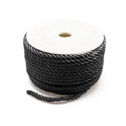 Polyester jewellery cord 3 mm x 1 m
