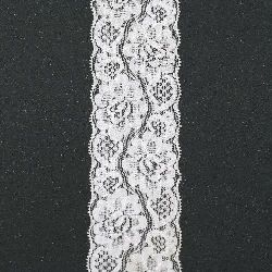 Vintage Lace Ribbon for Decoration, Wedding Party, Clothes, Sewing, Gift Wrapping  60 mm